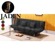 JADEN SOFA BED 2-SEATER DURABLE FOLDABLE SOFA - 1628