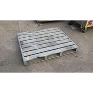 [龍宗清] 雙面鐵棧板 (16111604-0001) 120X100 耐重鐵棧板 鐵製棧板 中古鐵棧板 二手鐵棧板