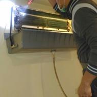 分離式冷氣機保養清洗
