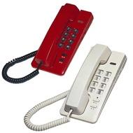 瑞通 RS-203F 輕巧長紅型-一般商用辦公型電話機