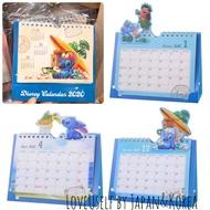 東京迪士尼 迪士尼商店 史迪奇 醜娃 莉蘿 Disneystore 迪士尼 史迪奇桌曆 史迪奇月曆 月曆 桌曆