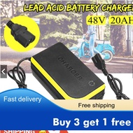 48V 60V 72V 80V 96V 12AH 20AH 30AH 40AH 50AH 60AH Lead Acid Battery Charger Yellow For E Electric Bicycle Scooter Bicycle Bike Motorcycle
