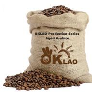 【歐客佬】寮國歐客佬陳年阿拉比卡咖啡豆 (半磅) 中深烘焙 (商品貨號:11010016) OKLAO 咖啡