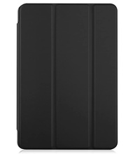 ASUS ZenPad 3S 10ケース 【IVSO】オリジナル, ASUS ZenPad 3S 10 Z500KL / Z500M 9.7インチ 専用 保護ケース カバー 三つ折 スタンド機能が付き 開閉式 超薄型 最軽量 全面保護型 6色可選 Asus ZenPad 3S 10 対応 ブラック