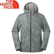 [現貨]The North Face 美國 男款 彈性多功能外套《黑迷彩》/防潑水/防風/拇指孔/365U