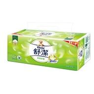 舒潔 棉柔舒適抽取衛生紙 (110抽72包/箱)