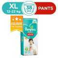 Pampers Baby Dry Pants XL 38 count