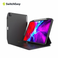【SwitchEasy 美國魚骨】2020 CoverBuddy 12.9吋 支援巧控鍵盤(iPad Pro保護殼 支援Apple巧控鍵盤)