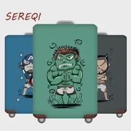 ออกแบบใหม่กระเป๋าเดินทางป้องกันกระเป๋าเดินทาง Elastic ฝุ่นสำหรับ 18 ถึง 32 นิ้วกระเป๋าเดินทางอุปก...