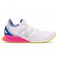 New Balance 女鞋 慢跑 ECHO 針織 耐磨 能量回饋 白 藍 粉【運動世界】WFCECSW