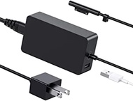 44W Surface Pro 4 Laptop Charger Power Supply Compatible Microsoft Surface Pro 6 Pro 4 Pro 3 Surface Laptop 2 Surface Pro Surface Laptop Surface Go & Surface Book