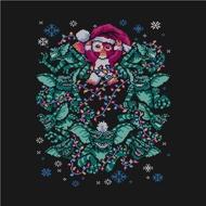 美國進口 TeePublic Tshirt Tee 小魔怪 小精靈 聖誕節 現貨M