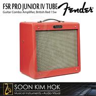 FENDER FSR PRO JUNIOR IV TUBE Guitar Combo Amplifier 15w