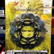NCY 紀念版 不銹鋼 浮動碟盤 g5 150/125  racing150 260mm $2100 黑
