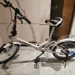 20吋 單車 摺車 新淨 (不是 Dahon 大行 , Solar)