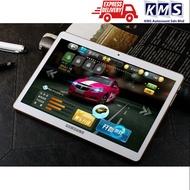 """(3 years warranty) Samsung Tablet S 10.1"""" (4GB/64GB) Full HD Screen Dual Sim"""