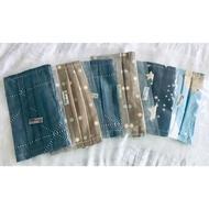 「現貨」囗罩防護罩(不含口罩)台灣布~40支透氣精梳棉