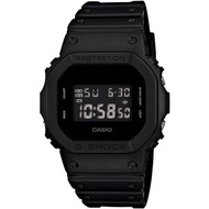 【CASIO 卡西歐】G-SHOCK 街頭潮流電子手錶(DW-5600BB-1)