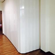 線上訂製DIY 『85mm塑膠拉門』PVC塑膠拉門/窗簾 捲簾 百葉窗 直立簾 調光簾
