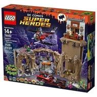 LEGO 樂高 超級英雄系列 Batman Classic TV Series 蝙蝠洞 76052
