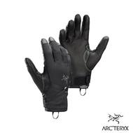 【Arcteryx 始祖鳥】Alpha SL GORE-TEX 防風手套(黑)