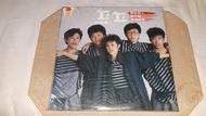 【李歐的音樂】全新未拆封新格唱片1983年 丘丘合唱團 II 娃娃 金智娟 陌生的人 黑膠唱片