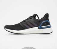 Adidas Ultraboost UB5.0 รองเท้าผ้าใบ adidas แฟชั่นหน้าร้อนรองเท้าคัชชูดำ สีดำรองเท้าแฟชั่นญ