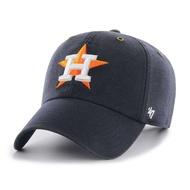 47 Brand MLB 休士頓太空人 Carhartt X '47 CLEAN UP 軟版 可調 金屬環扣 彎帽 老帽