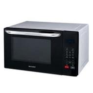 SHARP 夏普 25L多功能自動烹調燒烤微波爐 R-T25KG(W) 送好禮