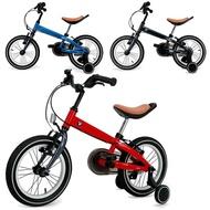 德國 BMW 兒童自行車 14吋 腳踏車 輔助輪 寶馬 原廠授權