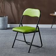 靠背摺疊凳 簡約家用坐高35折疊椅成人矮椅靠背凳學習生寫作方便收納小椅凳子 dw1720