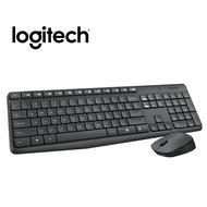 Logitech 羅技 MK235 無線滑鼠鍵盤組
