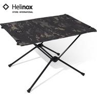 Helinox 輕量戰術桌(中)/輕量摺疊桌/板凳桌/戶外桌/露營/釣魚/登山/生存遊戲 M 黑迷彩