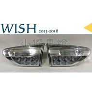 小傑車燈精品--全新 TOYOTA WISH 2013 14 15 16 年 原廠型副廠 尾燈 一顆1400
