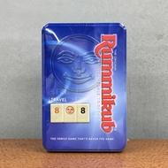 【正版現貨】森森桌遊🍒Rummikub拉密-鐵盒版 Rummikub Tin Mini 正版桌遊
