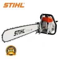 MX STHIL 36 inches Duromatic Petrol Chainsaw (Orange)