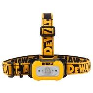 台灣公司貨保固含稅 美國 得偉 DEWALT 200流明LED頭燈(DWHT81424)