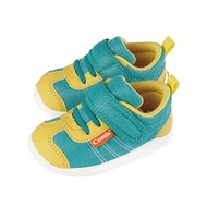 Combi 康貝 時尚紐約幼兒機能鞋-閃酷綠【佳兒園婦幼館】