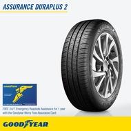 GOODYEAR 185/65R14 ASSURANCE DURAPLUS 2 Car Tires vad4