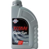福斯 Fuchs TITAN SUPERSYN 5W50 A3/B4 長效全合成機油 引擎機油