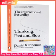 Thinking Fast and Slow Books for Adults Novelหนังสือนิทาน