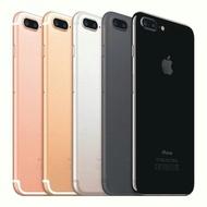 iPhone 7 PLUS ●128G-5.5吋+再送防摔套件+送三星藍芽手握拍(全新蘋果機打8折最殺熱銷中)