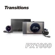 全視線 PX1000 1080P雙鏡頭高畫質機車行車記錄器【凱騰】