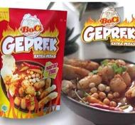 BOCI TERLARIS!! BOCI GEPREK Super Pedas & Boci White Curry MANTAP JIWA
