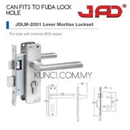 ORIGINAL JAD LEVER MORTISE LOCKSET