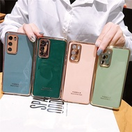 Huawei case new electroplating solid color Huawei P30, Huawei p30pro, Huawei P40, Huawei P40PRO, Huawei MATE20, Huawei MATE20PRO, Huawei MATE30, Huawei MATE30PRO
