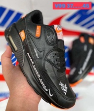 🏃🏼[มาใหม่]รองเท้าวิ่งNlKE Air Max 90 ขนาด 37-45(EU)รองเท้าผ้าใบชาย รองเท้าวิ่ง รองเท้าผ้าใบแฟชั่น🏃🏼