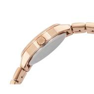 Citizen Rose Gold Stainless Steel Quartz Ladies Watch EU6073-53A