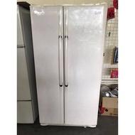 👍二手LG對開冰箱