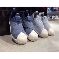 七夕限時優惠✅現貨+預購 Adidas Slip on 繃帶鞋 黑繃帶 白繃帶 灰繃帶 牛仔藍繃帶 粉紅繃帶